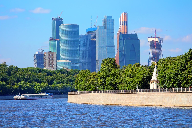 Речная прогулка «Московская Гранд прогулка» с живой музыкой, ужином и дискотекой