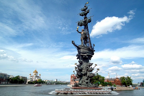 «Прима Столицы» - речная прогулка от причала «Б. Устьинский мост»