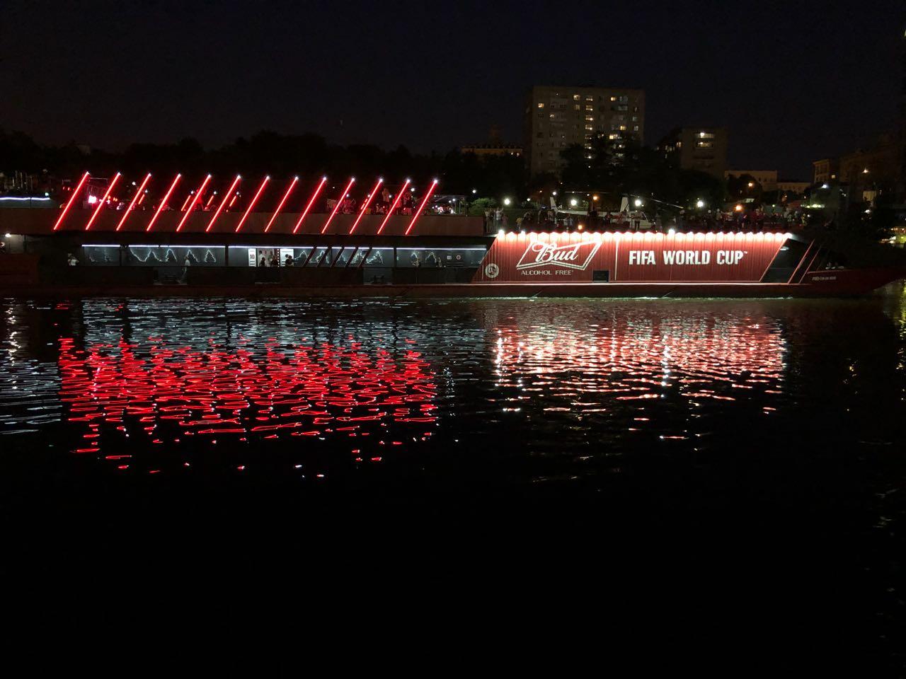 Эксклюзивный Dance Weekend на самой большой открытой палубе в Восточной Европе
