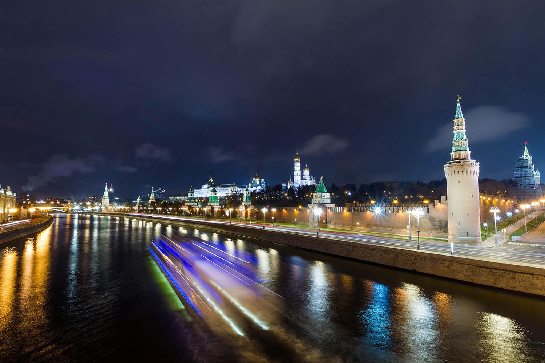 Московский Гала-круиз по центру Москвы с ужином и зажигательной дискотекой