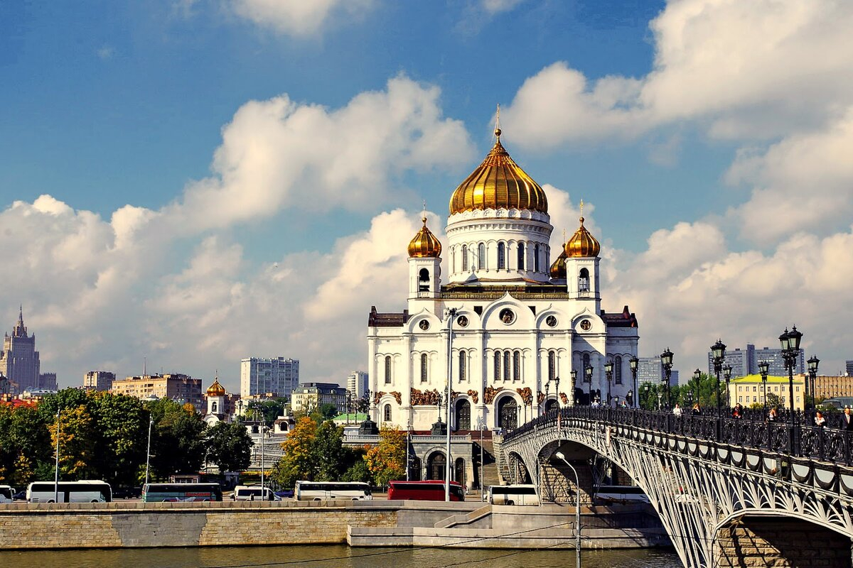«Центральный маршрут Москвы» - речная прогулка от причала Новоспасский мост