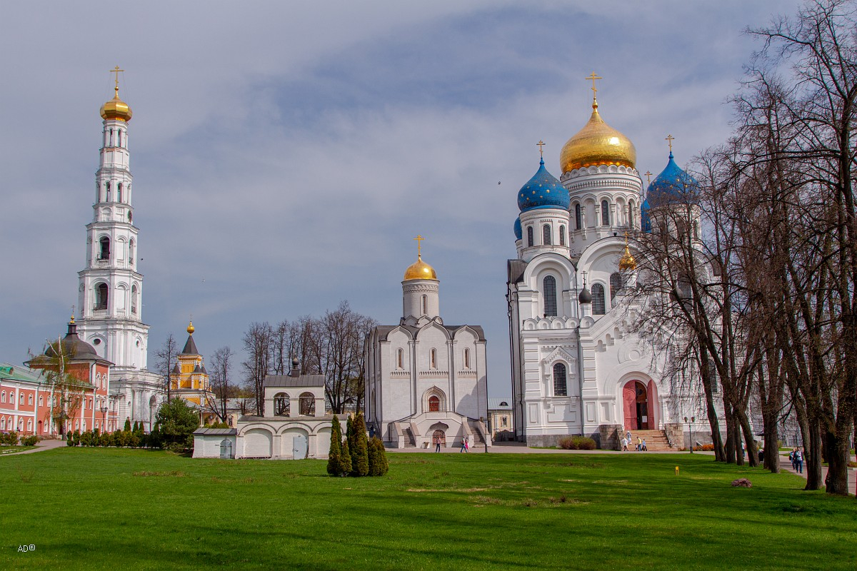 Круиз в Николо-Угрешский монастырь